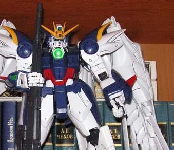 Perfect Grade Wing Gundam